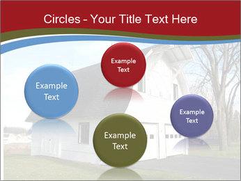 Village Barn PowerPoint Template - Slide 77