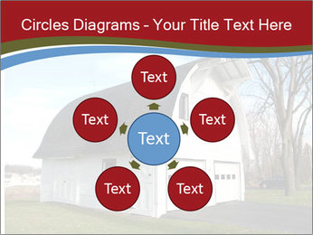 Village Barn PowerPoint Template - Slide 78