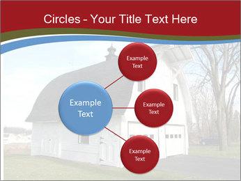 Village Barn PowerPoint Template - Slide 79
