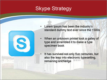 Village Barn PowerPoint Template - Slide 8