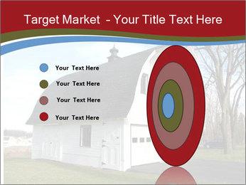 Village Barn PowerPoint Template - Slide 84