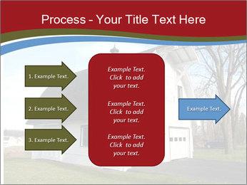 Village Barn PowerPoint Template - Slide 85