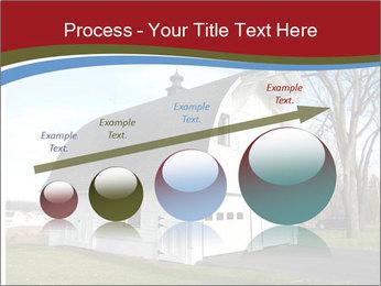 Village Barn PowerPoint Template - Slide 87