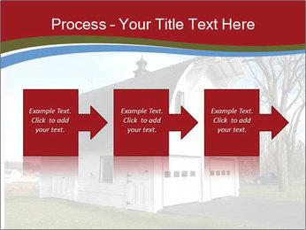 Village Barn PowerPoint Template - Slide 88