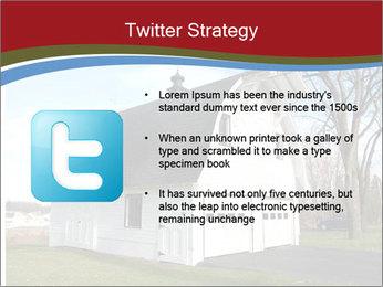 Village Barn PowerPoint Template - Slide 9