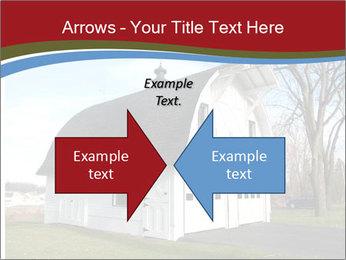 Village Barn PowerPoint Template - Slide 90
