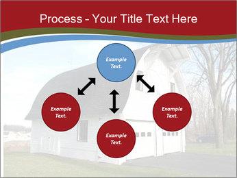 Village Barn PowerPoint Template - Slide 91