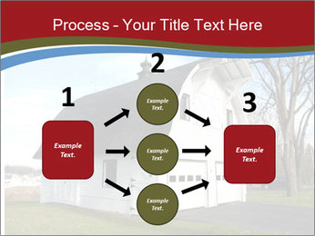 Village Barn PowerPoint Template - Slide 92