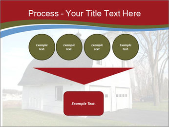 Village Barn PowerPoint Template - Slide 93