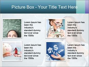 Dreamy Teacher PowerPoint Templates - Slide 14
