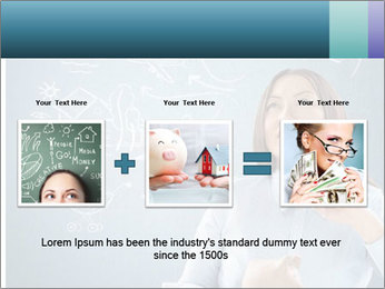 Dreamy Teacher PowerPoint Templates - Slide 22