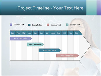 Dreamy Teacher PowerPoint Templates - Slide 25
