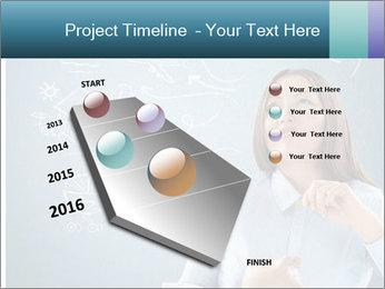 Dreamy Teacher PowerPoint Templates - Slide 26