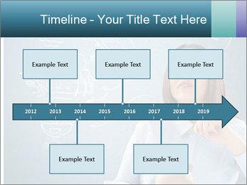 Dreamy Teacher PowerPoint Templates - Slide 28