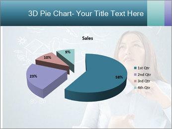Dreamy Teacher PowerPoint Templates - Slide 35
