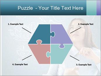 Dreamy Teacher PowerPoint Templates - Slide 40
