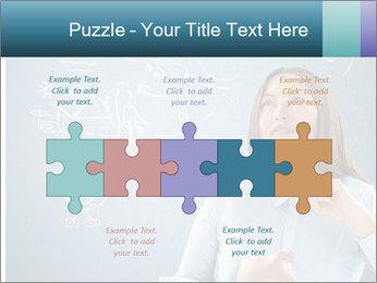 Dreamy Teacher PowerPoint Templates - Slide 41