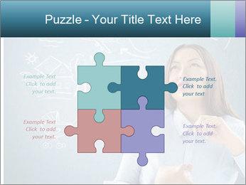 Dreamy Teacher PowerPoint Templates - Slide 43