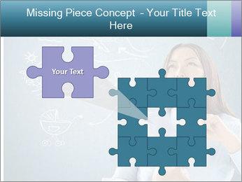 Dreamy Teacher PowerPoint Templates - Slide 45