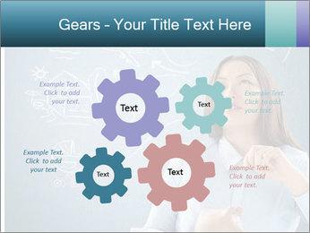 Dreamy Teacher PowerPoint Templates - Slide 47
