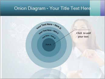 Dreamy Teacher PowerPoint Templates - Slide 61