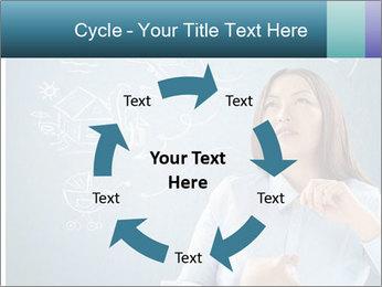 Dreamy Teacher PowerPoint Templates - Slide 62