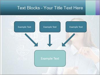 Dreamy Teacher PowerPoint Templates - Slide 70