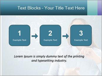 Dreamy Teacher PowerPoint Templates - Slide 71