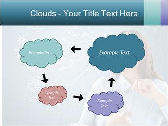 Dreamy Teacher PowerPoint Templates - Slide 72