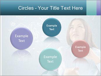 Dreamy Teacher PowerPoint Templates - Slide 77