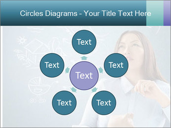 Dreamy Teacher PowerPoint Templates - Slide 78