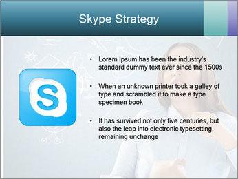 Dreamy Teacher PowerPoint Templates - Slide 8