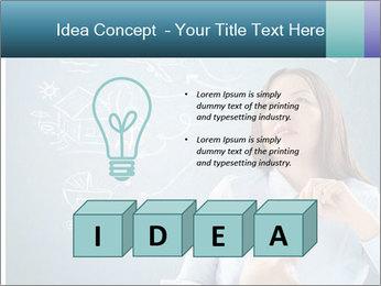 Dreamy Teacher PowerPoint Templates - Slide 80