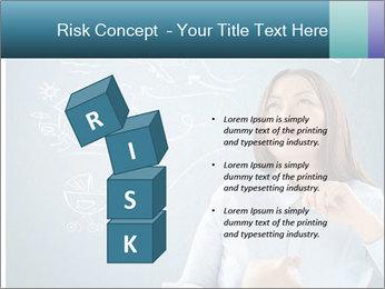 Dreamy Teacher PowerPoint Templates - Slide 81