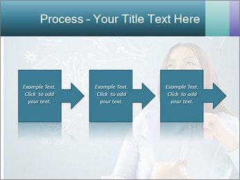Dreamy Teacher PowerPoint Templates - Slide 88
