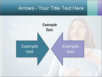 Dreamy Teacher PowerPoint Templates - Slide 90