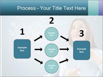 Dreamy Teacher PowerPoint Templates - Slide 92