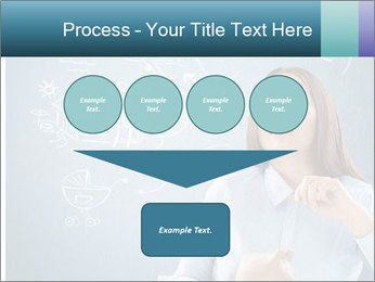 Dreamy Teacher PowerPoint Template - Slide 93