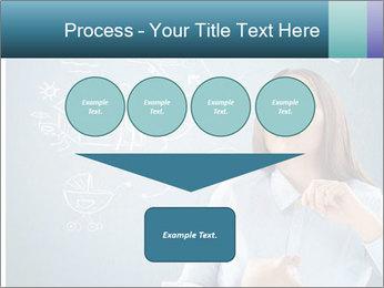 Dreamy Teacher PowerPoint Templates - Slide 93