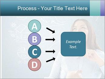 Dreamy Teacher PowerPoint Templates - Slide 94