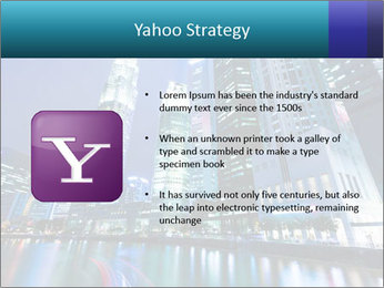 Illuminated Singapore PowerPoint Template - Slide 11