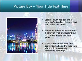 Illuminated Singapore PowerPoint Template - Slide 13