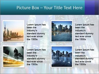 Illuminated Singapore PowerPoint Template - Slide 14