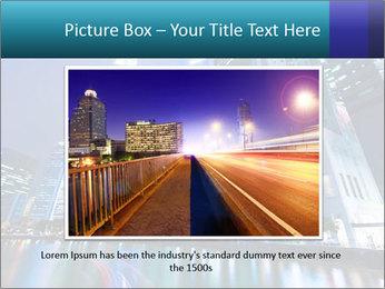 Illuminated Singapore PowerPoint Template - Slide 15