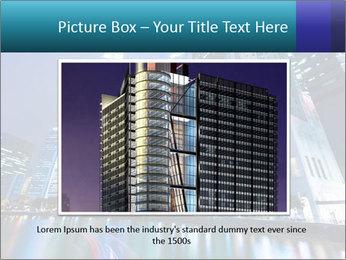 Illuminated Singapore PowerPoint Template - Slide 16