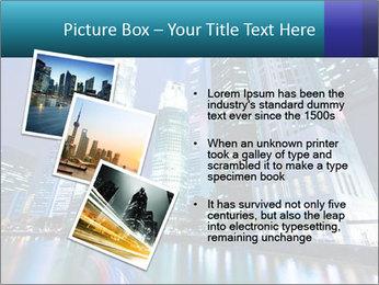 Illuminated Singapore PowerPoint Template - Slide 17