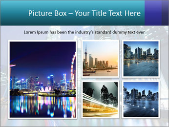 Illuminated Singapore PowerPoint Template - Slide 19