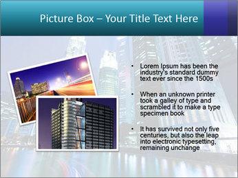 Illuminated Singapore PowerPoint Template - Slide 20