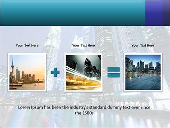 Illuminated Singapore PowerPoint Template - Slide 22