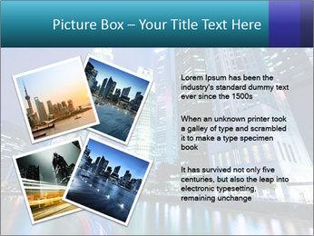 Illuminated Singapore PowerPoint Template - Slide 23
